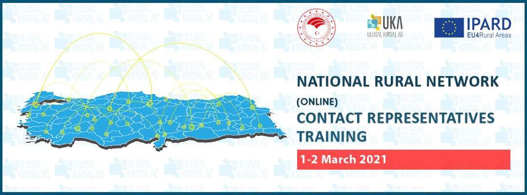 NATIONAL RURAL NETWORK (ONLINE) CONTACT REPRESENTATIVES TRAINING